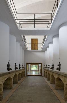 Bodega de Sarría / Tabuenca & Leache, Arquitectos