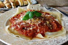 Italian cuisine – it's not just about spaghetti.Italian food comes in many forms, such as rich, decadent sauces, homemade pastas, luscious desserts and vibrant citrusy seafood dishes. I've put together a round up of 20 delicious Italian recipes for you to have on hand and keep in your arsenal. Whether you want to create a [...]