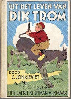 Boeken over het dikke jongetje Dik Trom, of zoals zijn vader altijd zei: 'het is een bijzonder kind en dat is ie'