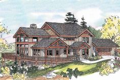 House Plan 124-680