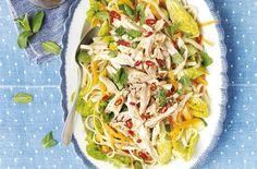 Chicken fusion salad recipe - goodtoknow