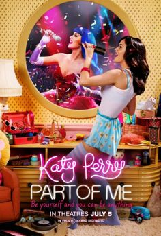 """This is the part of me  That you're never gonna ever take away from me, no."" Katy Perry, ""Part Of Me"""