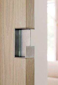 Luxury Handles to add impact Interior Design London, Interior Styling, Interior Decorating, Sliding Door Handles, Door Pulls, Wardrobe Handles, Joinery Details, Minimalist Living, Office Interiors