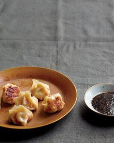 Red-Curry Shrimp Dumplings