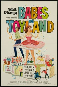 Babes in Toyland 1961 full Movie HD Free Download DVDrip