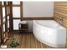 Aquaform Wanna asymetryczna Helos Comfort 150x100 Lewa
