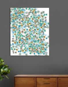 Discover «Little Flowers For You», Numbered Edition Canvas Print by Alicia Jones - From $49 - Curioos
