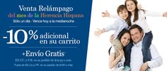 HOY DE NUEVO  Envío gratis fuera de USA y PR a partir de 100$ (americanos)  Aprovecha http://es.puriran.com/serach?scid=291239