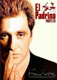 El padrino, parte III [Vídeo (DVD)] / directed by Francis Ford Coppola. Distribuida por Paramount Home Entertainment España, D.L. 2013