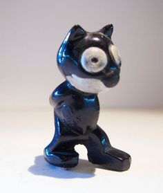 Felix The Cat Celluloid Toy (Pat Sullivan, 1920's)