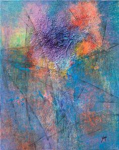 Les Zarts de Béné – Acrylique - 33 x 41 cm Ouvrages D'art, Les Oeuvres, Abstract, Artwork, Painting, How To Paint, Summary, Work Of Art, Auguste Rodin Artwork
