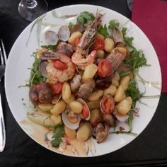 Seafood Pasta by lacucinaprimadonna