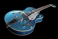 Gretsch G5420T Electromatic FBL Bundle #guitar #blue #gretsch #eguitar #electricguitar