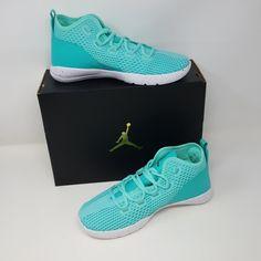 3b1470d7c04 Nike Shoes | Nike Kids Jordan Reveal Sg Basketball Shoe | Color:  Green/White | Size: 6 Y