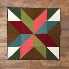 What is a Quillow anyway? And would you like to know how to make one too? Crystal Delaney of The Clever Quilt Studio has a lot to show you today! Head on over  to our blog for all of the details  #pennyrosefabrics #ilovepennyrose #fabricisMYfun #fabric #wool #quilting #quilts #quillow #create #handmade
