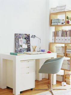 home office dcor light and bright a chunky desk and filing cabinet feel light in bright idea home office ideas