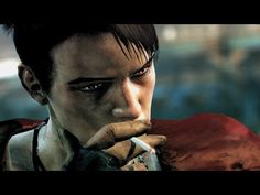 DmC: Devil May Cry - TGS 2010: Official Debut Trailer | HD