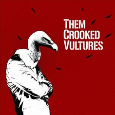 self titled-Them Crooked Vultures