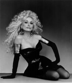 """It cost a lot to look this cheap"" Dolly Parton"