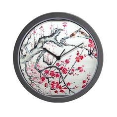 Best Seller Asian Wall Clock on CafePress.com