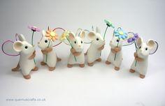 Little Fairy Flower Mouse (£22)