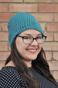 Crochet Wavelength Beanie