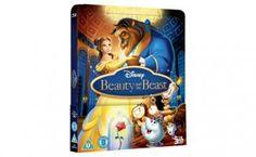 [Vorbestellen Import]  Die Schöne und das Biest 3D (Inklusive 2D) Zavvi UK Exklusive Lentikular Steelbook Edition Blu-ray