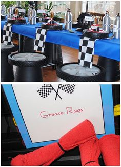 Party birthday theme for adults trendy Ideas Car Themed Parties, Cars Birthday Parties, Adult Birthday Party, 7th Birthday, Birthday Cakes, Happy Birthday, Nascar Party, Race Car Party, Birthday Themes For Adults