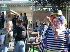 Clowns don't always have more fun.