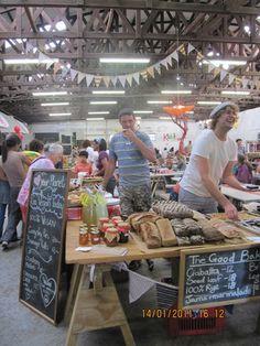 Blue Bird Garage food and goods market: Fridays at the Blue Bird in Muizenberg #capetown #southafrica #lovecapetown
