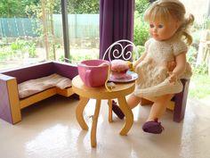 Meubles pour  poupée