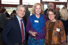 David Yarnold, Christie Vargo and Julie Zickefoose.