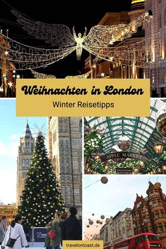 London Winter, Weihnachten In London, Christmas Tree, Holiday Decor, London Calling, Schedule, Xmas Lights, Teal Christmas Tree, Xmas Trees