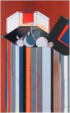 Thomas Scheibitzgerman artist, Stilleben, 2009Contemporary-Art-Blog