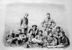 "Lounging fourth left with No 501 Squadron RAF at Bétheniville in 1940, Sgt Paul CP Farnes was credited with 1 and 2 shared destroyed between 12 and 14 May in Hurricane Mk I SD-A. On the HF TR9 sets then in use, the 21-year-old pilot lamented, ""we could communicate between aircraft, but once we got away from the ground base we were out of touch. Twice one of the six of us had to do a forced landing as it was getting dark. We didn't know where we were and couldn't get anything on the R/T""."