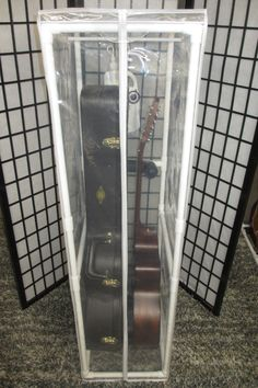 Guitar Case, Mandolin, Acoustic Guitar, Ukulele, Instruments, Music, Tools, Musical Instruments