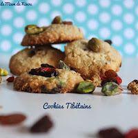 Comme une envie de cookies énergie & santé ... Cookies Tibétains  ...