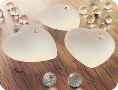 Swarovski Vintage Roses, Swarovski, Pearl Earrings, Pearls, Handmade, Jewelry, Fashion, Valentines, Hearts