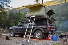 Truck Canopy Camping, Ford Ranger Truck, Light Truck, Ford Motor Company, Jeeps, Motor Car, Offroad, Mustang, Badass