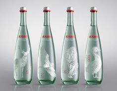 Nongfu Spring Mineral Water on Packaging of the World - Creative Package Design Gallery