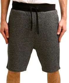 This Black Curtis Jogger Shorts - Men's Regular by Civil Society is perfect! #zulilyfinds
