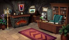 Kim Smith   Game Environments
