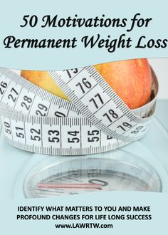 Motivation to Lose Weight and Keep it Off for Good #weightloss #motivation