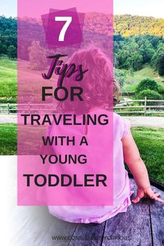 Great tips for traveling with a young toddler. From hotel tips, road trip must-haves to how to handle time changes. A complete guide to traveling with a little one in tow. Toddler Travel, Travel With Kids, Family Travel, Baby Travel, Family Trips, Europe Travel Tips, Travel Usa, Traveling With Baby, Traveling By Yourself