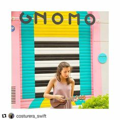 Gnomo, pa muchos una tienda igual de bonita por dentro que por fuera. # Ruzafa Gnomo Valencia Streetart Uke Ukelove Ukelele Streetmusic Russafa Valencia