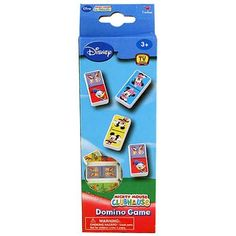 Mickey Mouse Clubhouse - Domino Game$4.99