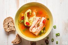 Myśliwska zupa rybna | Hunter's Fish Soup