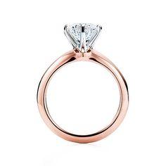 Anillo de compromiso Tiffany - Buscar en la colección de anillos de compromiso | Tiffany & Co.