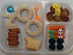 zoo lunch idea