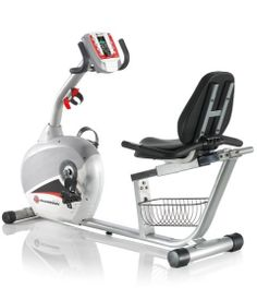 Schwinn 240 Recumbent Exercise Bike - Read our detailed Product Review by clicking the Link below